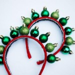 Christmas Ornament Headband DIY
