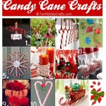 11 DIY Candy Cane Crafts