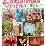 Christmas Crafts for the Kids - via FunHolidayCrafts