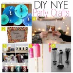 6 DIY NYE Party Crafts