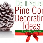 DIY Pine Cone Decorating Ideas