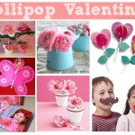 Lollipop Valentines