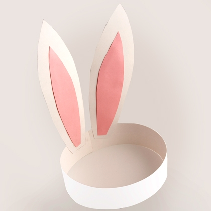 : paper plate bunny ears - pezcame.com