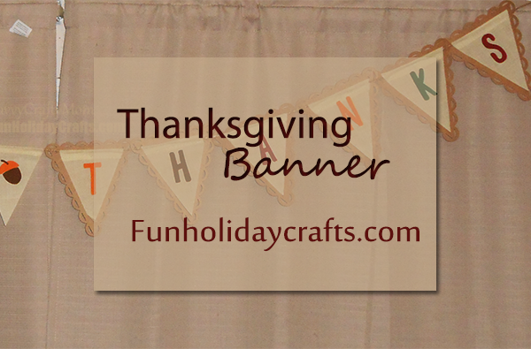 Thanksgiving decoration ideas target banner