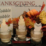 Thanksgiving Votives