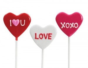 Valentine's Day Lil' Lollies